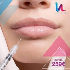 clinica estetica descuento madrid aumento labios