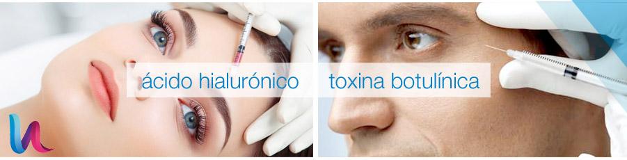El mejor tratamiento con Acido hialuronico y toxina Botulinica